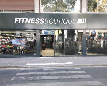 Magasin FitnessBoutique Paris Charonne