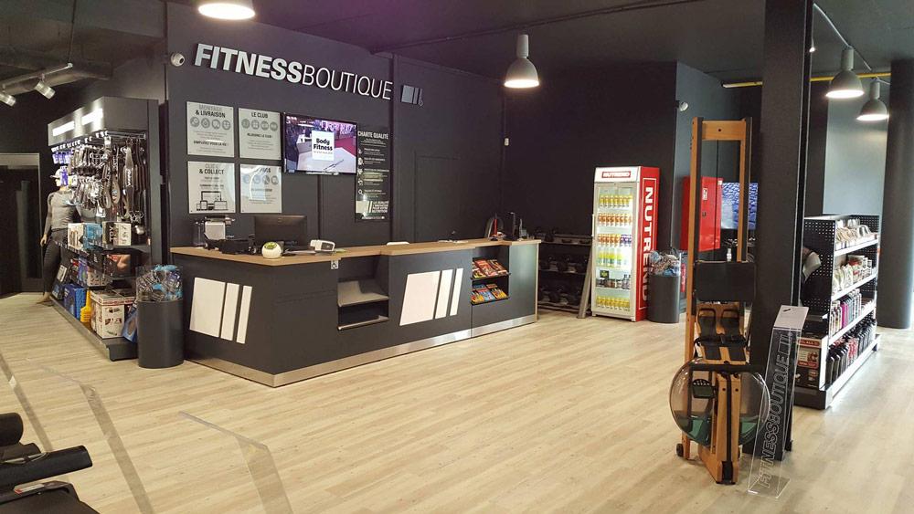 FitnessBoutique Bruxelles - Evere 1