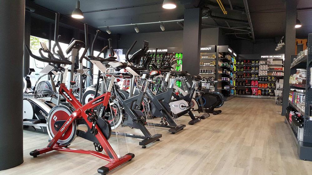 FitnessBoutique Bruxelles - Evere 2