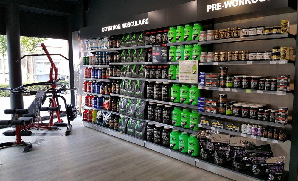 FitnessBoutique Bruxelles - Evere 3
