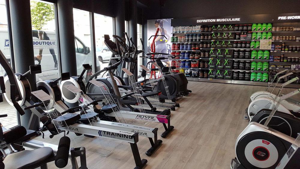 FitnessBoutique Bruxelles - Evere 4