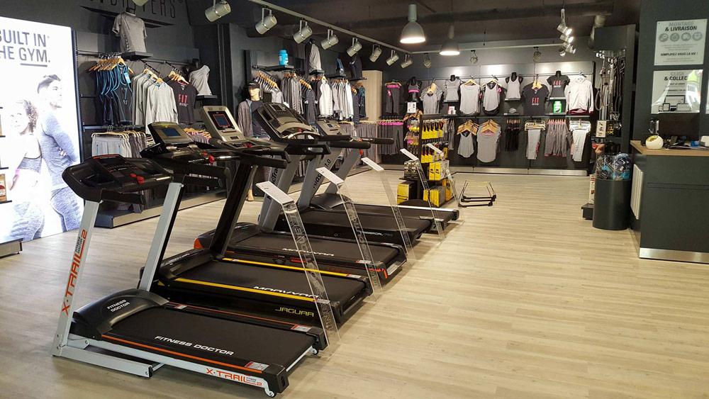 FitnessBoutique Bruxelles - Evere 9