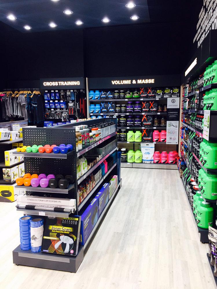 FitnessBoutique Bruxelles - Lombard 2