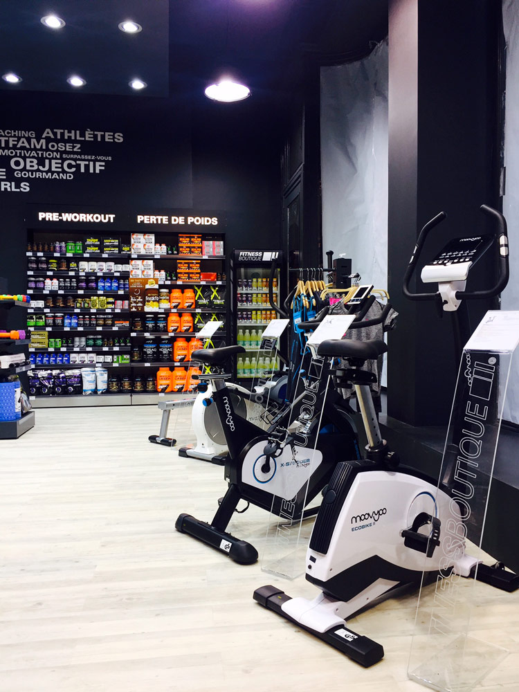 FitnessBoutique Bruxelles - Lombard 3