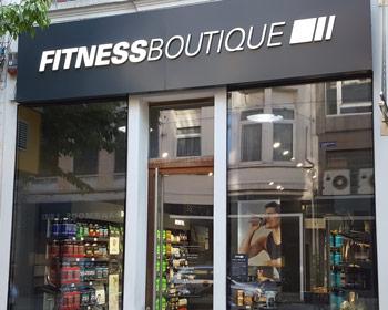 FitnessBoutique Antwerpen