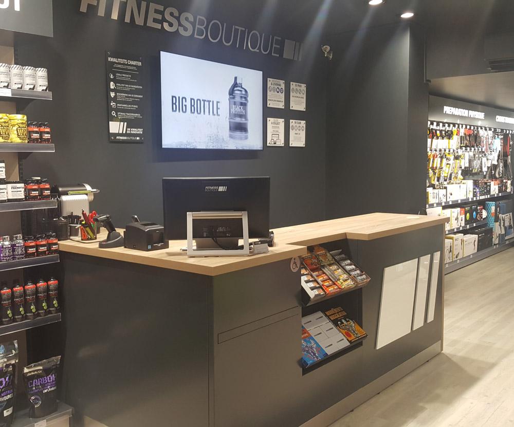 FitnessBoutique Bruxelles Saint Gilles 1