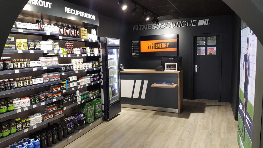 FitnessBoutique Liege 1