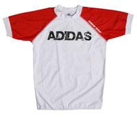 Vêtements de Sport Femme Adidas Boxe T Shirt Rashguard IMPACT Taille XL