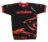 Vetement de sport homme haut du corps Adidas Boxe T Shirt Rasguard SHARK Taille S