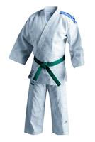 Vêtements de Sport Femme Adidas Boxe Kimono de judo J500 Taille 200