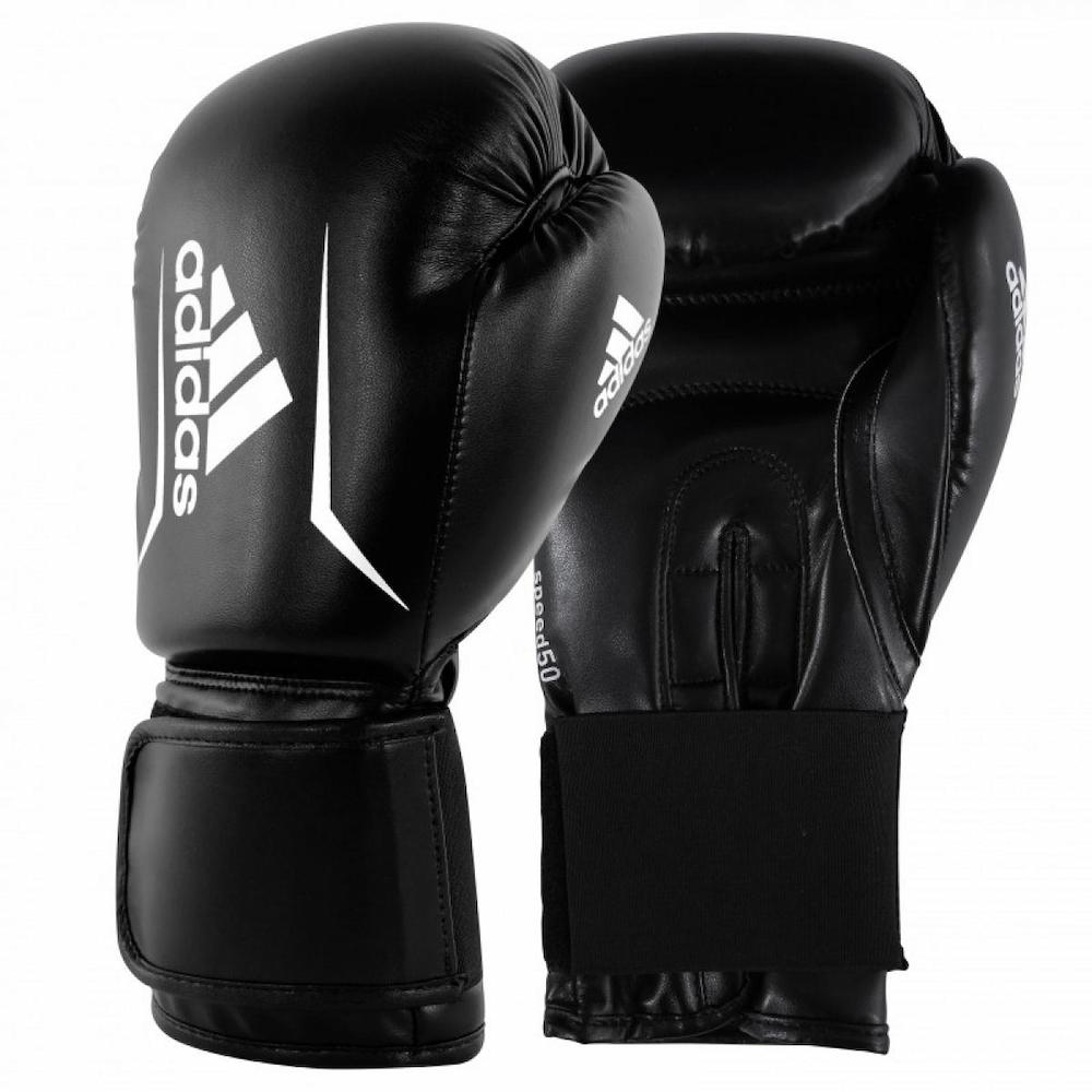Adidas Boxe Speed 50 Noir - 12oz