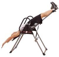 Poste dos et lombaires Best Fitness Table d'inversion