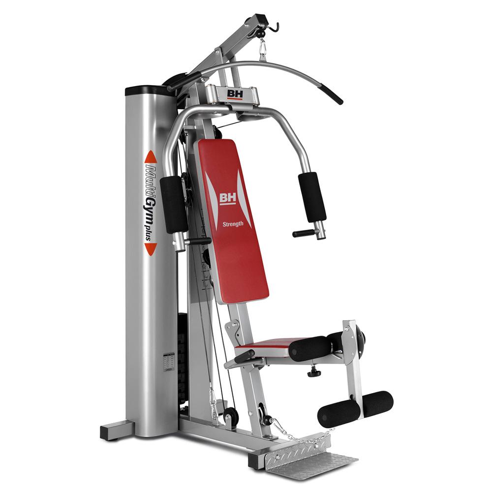 Appareil De Musculation Multigym Plus Bh Fitness Fitnessboutique