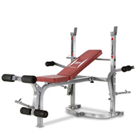 Bancs et chandelles Bh fitness OPTIMA FLEX