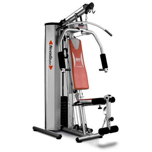 Appareil de musculation Bh fitness Nevada Plus (100kg)
