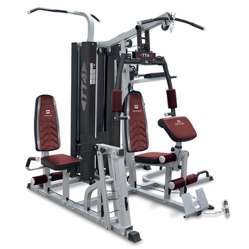 Presse à charge guidée TT-4 Bh fitness - Fitnessboutique