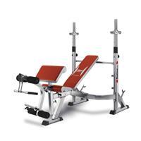 Banc de musculation Optima Press Bh fitness - Fitnessboutique