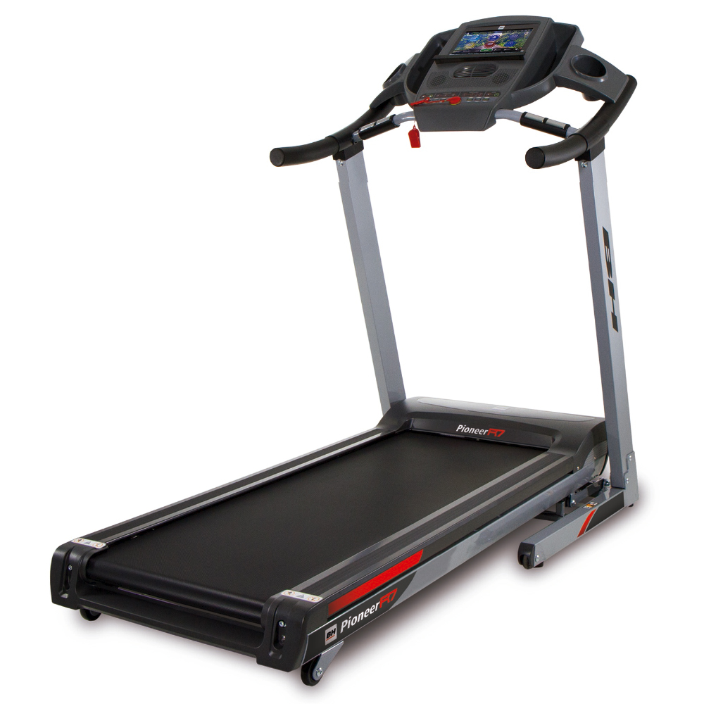 Tapis de course Bh fitness PIONEER R7 TFT
