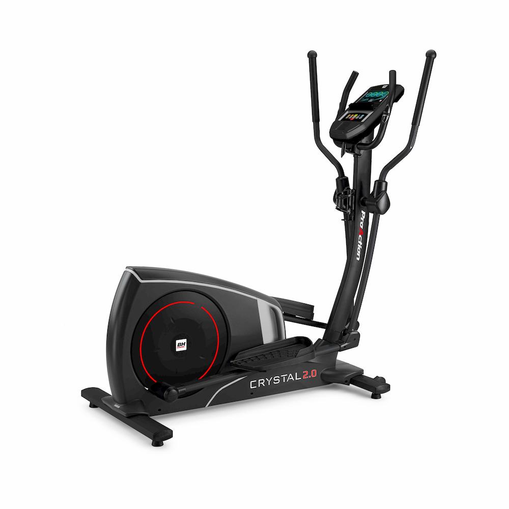 Vélo elliptique Bh fitness Crystal 2.0 TFT