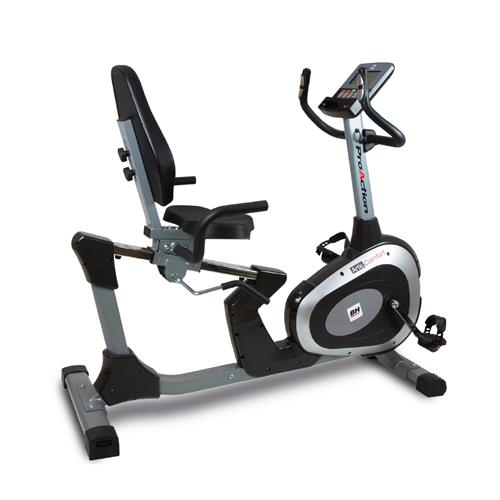 Vélo semi-allonge Artic Comfort Program Bh fitness - Fitnessboutique
