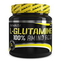 Acides aminés BIOTECH USA L Glutamine