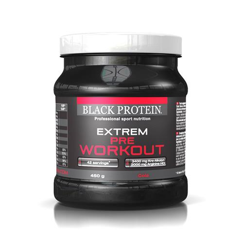 Congestion - N.O. Black Protein Extrem Pre WorkOut