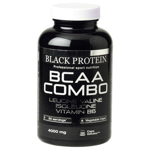 Black Protein BCAA Combo