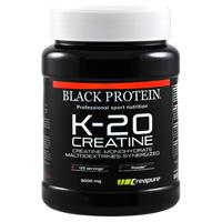 Créatines - Kre AlKalyn Black Protein K 20 Creatine