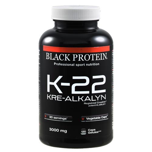 Black Protein K 22 Kre Alkalyn