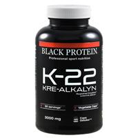 Créatines - Kre AlKalyn Black Protein K 22 Kre Alkalyn