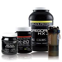 Gainer Black Protein Pack Prise de Masse 13