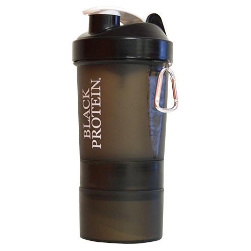 Black Protein Shaker Black Protein