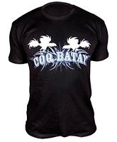 Vetement de sport homme haut du corps Black Protein T-Shirt Black Protein Coqbatay L