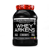 Whey protéine Whey Arkens Isolate Black Protein - Fitnessboutique