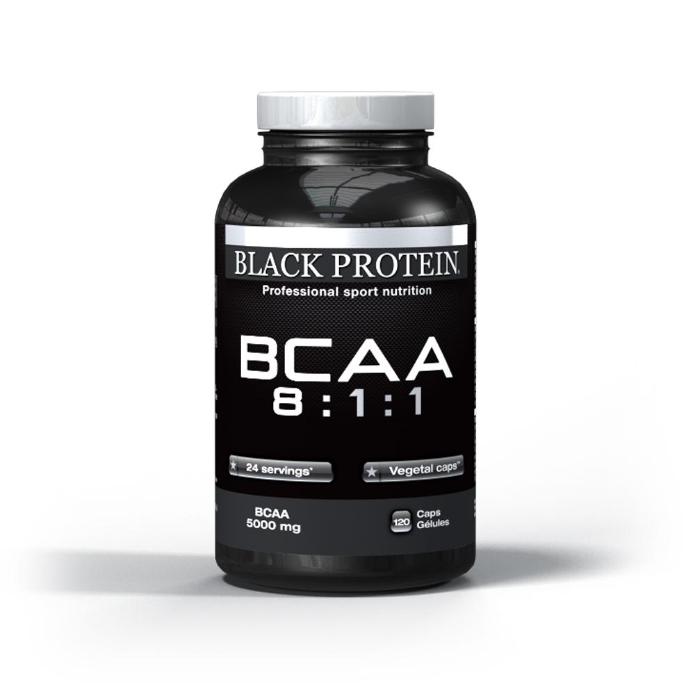 Black Protein BCAA Vegan 8:1:1
