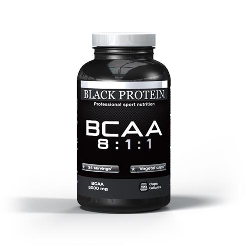 BCAA BCAA Vegan 8:1:1 Black Protein - Fitnessboutique