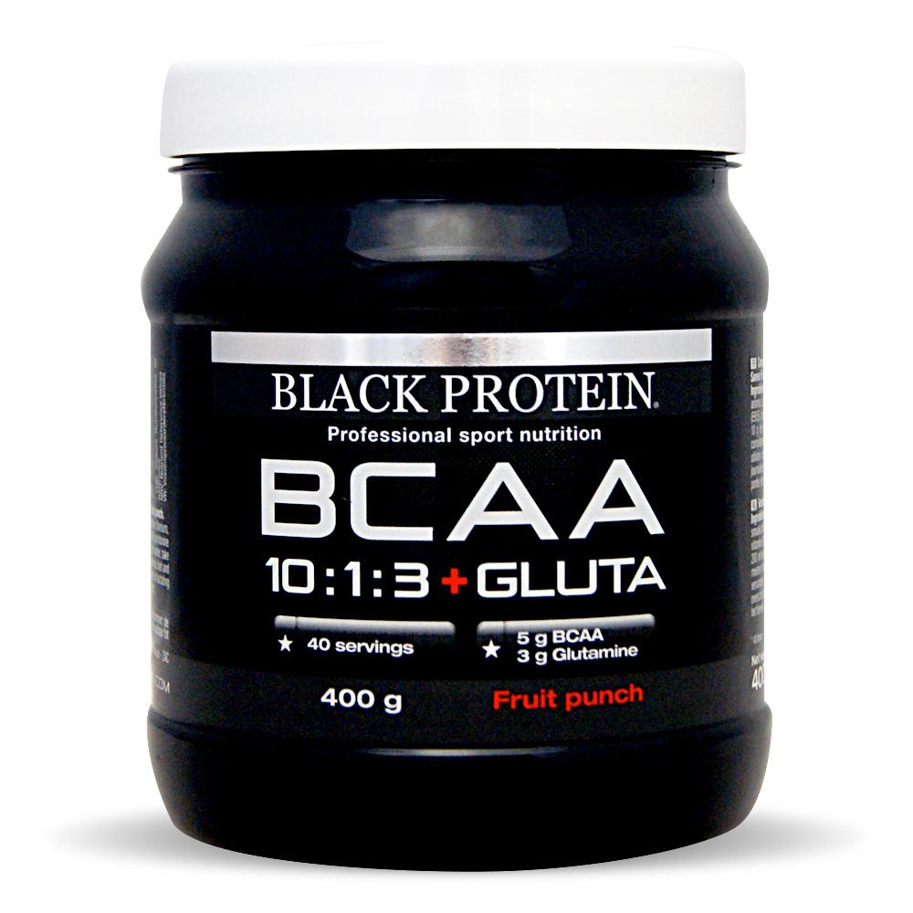 Black Protein BCAA 10:1:3 + Gluta