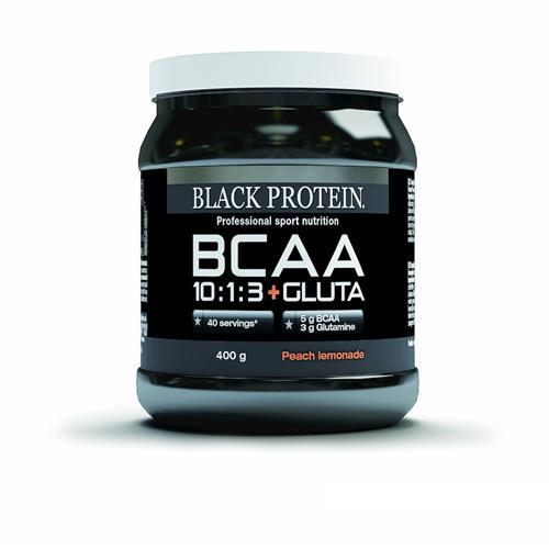 BCAA Black Protein BCAA 10:1:3 Vegan + Gluta