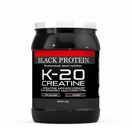 creapure Black Protein K 20 Creatine