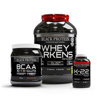 Protéines Pack Reprise Musclée Black Protein - Fitnessboutique
