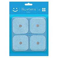 Electrostimulation Pack de 4 électrodes S BLUETENS - Fitnessboutique