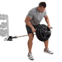 Accessoires de Musculation Bodysolid Lat Blaster Bar et T Bar Row Platform