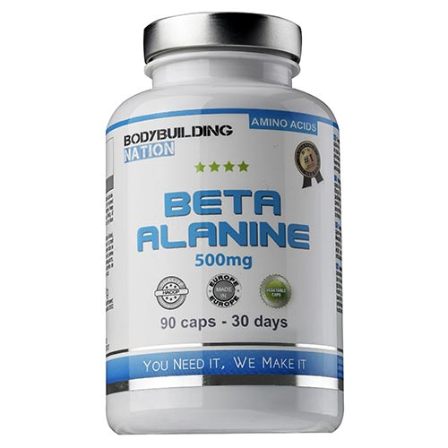 BodyBuilding Nation Beta Alanine