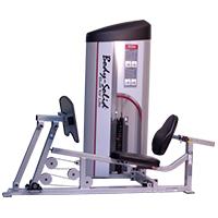 Poste cuisses et mollets Bodysolid Club Line Leg Press Calf Raise 95 kg