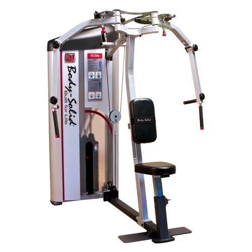 Bodysolid Club Line Pec fly Rear delts 105 kg