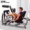 Bodysolid Pro Dual Option Double Poste Presse à Cuisse et Mollets