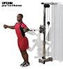 Appareil de musculation Option Double poste Colonne à Cables Bodysolid Pro Dual - Fitnessboutique