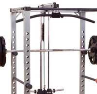 Poste pectoraux et épaules Extension Rack GPR378 Bodysolid - Fitnessboutique