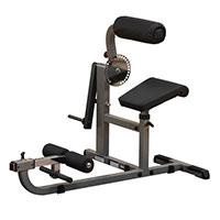 Poste pectoraux et épaules AB et BACK MACHINE Bodysolid - Fitnessboutique