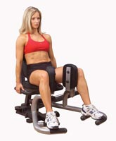 Poste cuisses et mollets Option Adducteur/Abducteur Bodysolid - Fitnessboutique